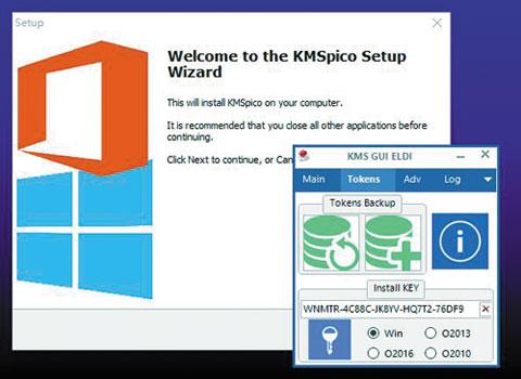 kms pico untuk Windows 10